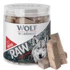 Wolf of Wilderness - mrazom sušený prémiový snack