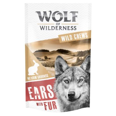 Wolf of Wilderness orejas de conejo con pelo