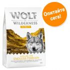 1 кг Wolf of Wilderness - Performance/ Mobility/ Weight Management