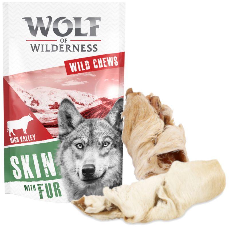 Wolf of Wilderness piel de vacuno con pelo