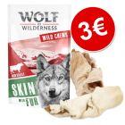 Wolf of Wilderness piel de vacuno con pelo ¡por solo 3€!