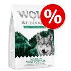 Wolf of Wilderness pienso para perros ¡a precio especial!