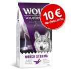 Wolf of Wilderness ração 12 kg com 10 € de desconto!