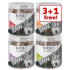 Wolf of Wilderness RAW Freeze-dried Dog Snacks Mixed Pack - 3 + 1 Free!*