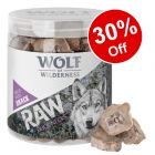 Wolf of Wilderness - RAW Freeze-dried Dog Snacks - 30% Off!*