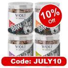 Wolf of Wilderness RAW Freeze-dried Snacks Saver Packs