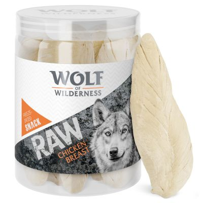 Wolf of Wilderness RAW Snack - liofilizowany filet z kurczaka