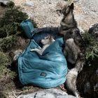 Wolf of Wilderness Reise-Sovepose