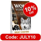 """Wolf of Wilderness """"Rocky Canyons"""" - Beef"""