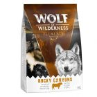 "Wolf of Wilderness ""Rocky Canyons"" - Okse"
