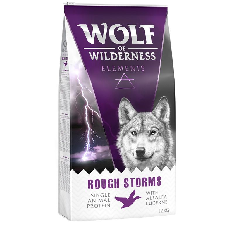 """Wolf of Wilderness """"Rough Storms"""" - Anatra"""