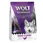 "Wolf of Wilderness ""Rough Storms"" - And"