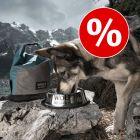 Wolf of Wilderness Sac pentru hrană la preț special!