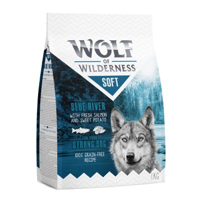 Wolf of Wilderness Semi-Moist Mixed Pack