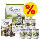 Wolf of Wilderness Senior balíček pro starší psy