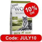 "Wolf of Wilderness Senior ""Green Fields"" - Lamb"