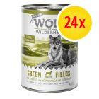 Wolf of Wilderness Senior Multibuy 24 x 400g