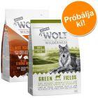 Wolf of Wilderness Senior próbacsomag 2 x 1 kg