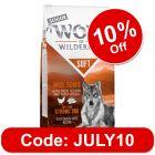 """Wolf of Wilderness Senior Soft """"Wide Acres"""" - Chicken"""