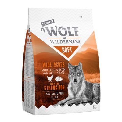 Wolf of Wilderness Senior Soft