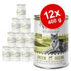 Wolf of Wilderness Senior 12 x 400 g - Pack Ahorro
