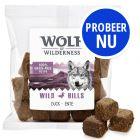 Wolf of Wilderness Snacks - Wolfshapjes 4 x 180 g