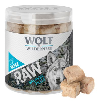 Wolf of Wilderness - Snackuri RAW (liofilizate)
