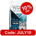 """Wolf of Wilderness Soft """"Blue River"""" - Salmon"""