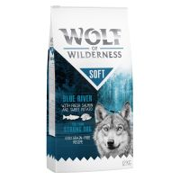 Wolf of Wilderness Soft Blue River, saumon pour chien