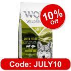 """Wolf of Wilderness Soft """"Green Fields"""" - Lamb"""