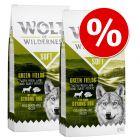 Wolf of Wilderness Soft - säästöpakkaus 2 x 12 kg