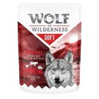 "Wolf of Wilderness ""Soft & Strong"" 6 x 300 g"