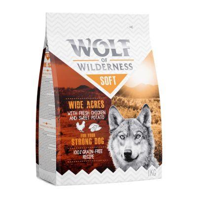 Wolf of Wilderness Soft Wide Acres con pollo