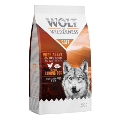 "Wolf of Wilderness ""Soft – Wide Acres"", kurczak"