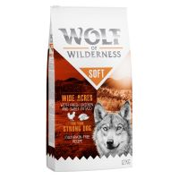 Wolf of Wilderness Soft Wide Acres poulet pour chien