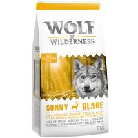 Wolf of Wilderness Sunny Glade - peura