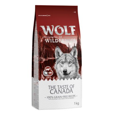 Wolf of Wilderness The Taste Of Canada pour chien
