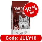 """Wolf of Wilderness """"The Taste of Canada"""" - with Beef & Turkey"""