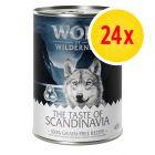 "Wolf of Wilderness ""The Taste of"" Multibuy 24 x 400g"