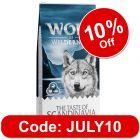 "Wolf of Wilderness ""The Taste of Scandinavia"" - with Reindeer & Salmon"