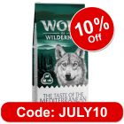 """Wolf of Wilderness """"The Taste of the Mediterranean"""" - with Lamb & Trout"""