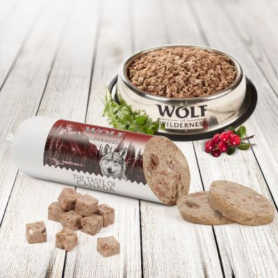 Wolf of Wilderness ,,The Taste Of