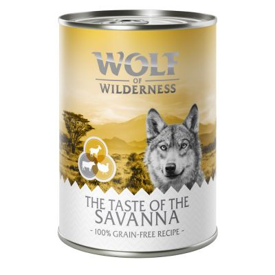 "Wolf of Wilderness ""The Taste Of"