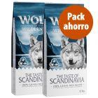 Wolf of Wilderness The Taste Of 2 x 12 kg - Pack Ahorro