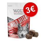 Wolf of Wilderness Wild Bites 180 g ¡por solo 3 €!