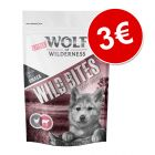 Wolf of Wilderness Wild Bites 180 g snacks ¡por solo 3€!