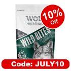 """Wolf of Wilderness """"Wild Bites"""" - The Taste of the Mediterranean"""
