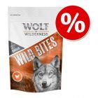 Wolf of Wilderness - Wild Bites, 3 x 180 g w super cenie!