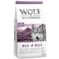Wolf of Wilderness Wild Hills con pato