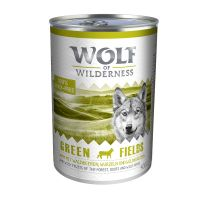 Wolf of Wilderness 6 x 400 g
